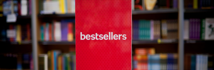 What Authors Can Learn from the Bestselling Books of 2018