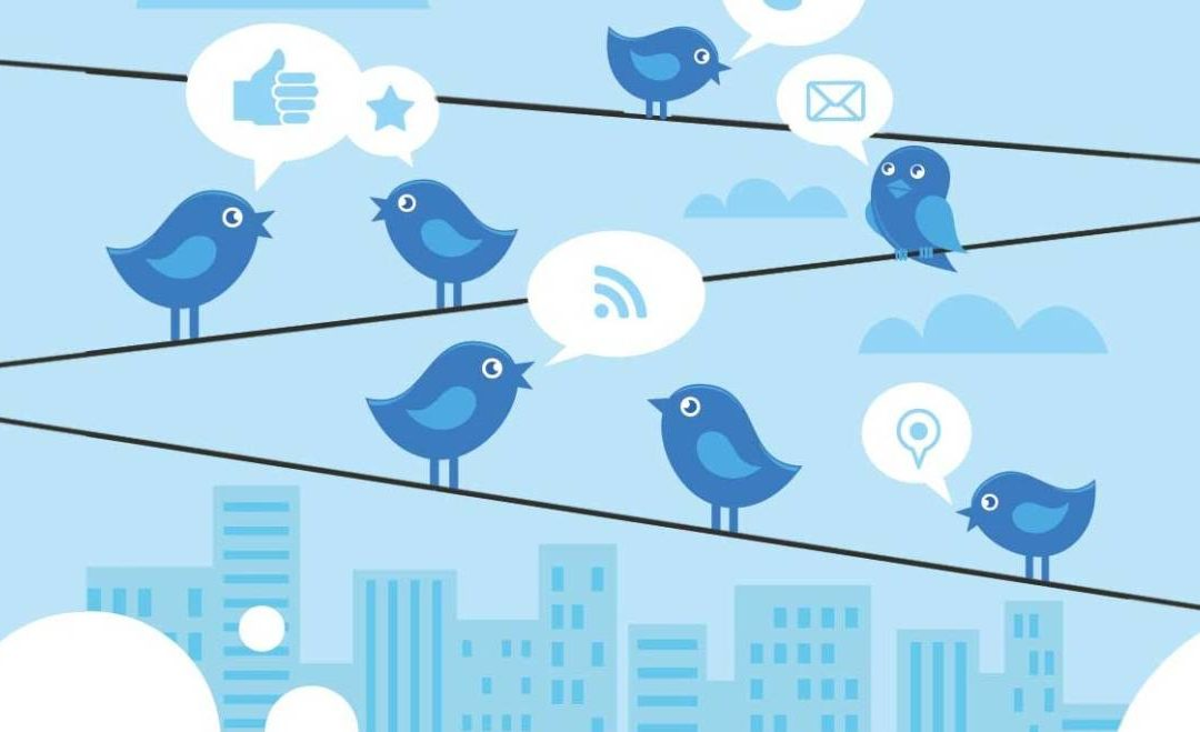 How to Tweet Like a Bestselling Author